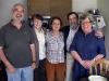 Hemma hos Anne-Maries vänner i San Lorenzo de el Escorial.