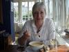 Så kom Ewa på besök över dagen, vi åt lunch på hotell Kullaberg.