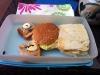 Den här lunchboxen smakade ljuvligt efter fem timmar på fastande mage!