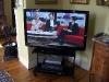 På tisdagen kom platt-tv:n jag beställde i måndags, en sådan skillnad!