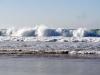Härliga vågor rullar in.