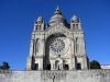 ciVi har hamnat i Viana do Castelo och besöker Santa Luzia-kyrkan.
