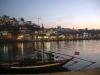 På andra sidan floden ligger de välkända portvinstillverkarna.