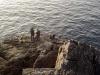 Boca do Inferno,  (helvetesmunnen) i Cascais. Jag njuter av att se havet igen.