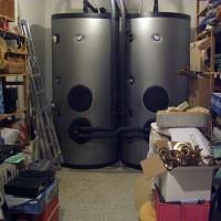 "Det var dessa cisterner som ""fick spader"" i morse..."