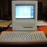 Machintosh SE/30 från 1990