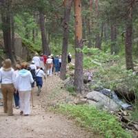 Ser fram emot promenaden i bergen nästa vecka!